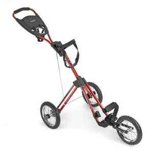 Bag Boy Express 120 Three Wheel Golf Push Cart Sports