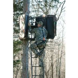 Rivers Edge Opening Day Man and 1/2 Ladder Tree Stand