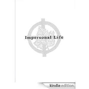 The Impersonal Life eBook: Anonymous Author, Rev. Steven