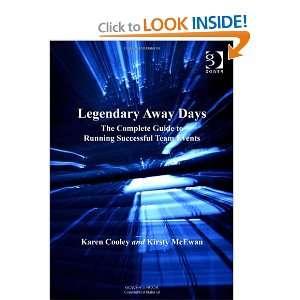 Team Events (9780566085499): Karen Cooley, Kirsty McEwan: Books
