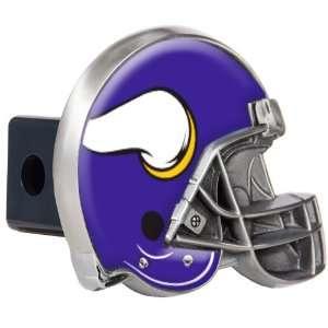 Minnesota Vikings Great American Metal Helmet Trailer