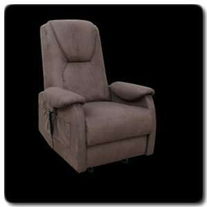 Recliner Lift Chair Electric   Manchester   Fabric