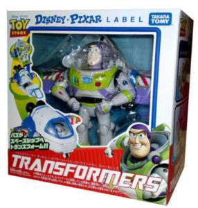 Transformers Disney Label, Buzz Lightyear Space Ship