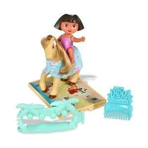 Doras Pony Adventures Dora & Lickety Split Toys & Games