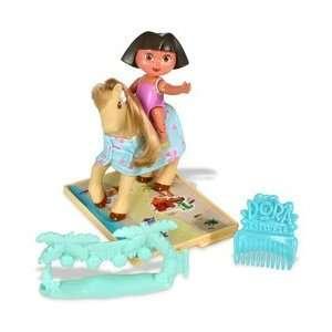 Doras Pony Adventures Dora & Lickety Split Toys & Games