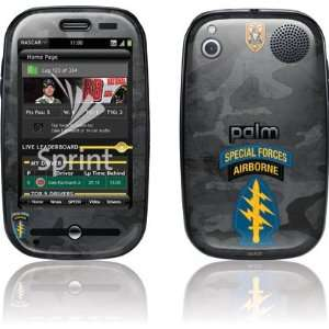 Special Forces Airborne skin for Palm Pre Electronics