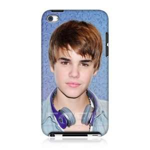 Ecell   JUSTIN BIEBER BACK CASE COVER FOR iPOD TOUCH 4 4G: Electronics