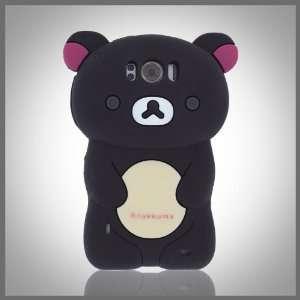 Zany by CellXpressionsTM 3D Black Big Teddy Bear Hybrid