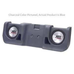 CXP20B T45 Blue Chevy/GMC Extra Cab Box w/Subs Electronics