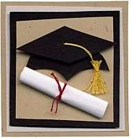 Graduation Bookmarks Party Favors High School College
