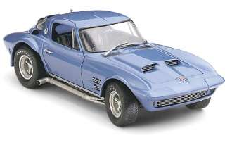 Exoto 1/18 1963 Corvette Grand Sport Coupe Nassau Speedweek RLG18020