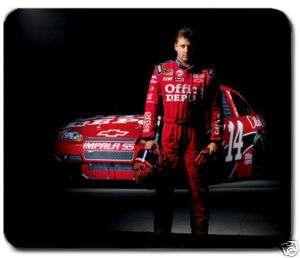 Tony Stewart NASCAR Racing Driver Mouse Pad Mat New 1