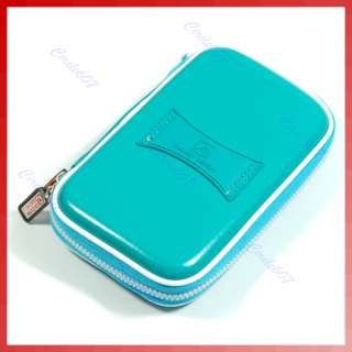 game 3 in 1 carry pouch case bag for nintendo 3ds blue pictures