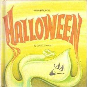 Halloween Songs By Lucille Wood