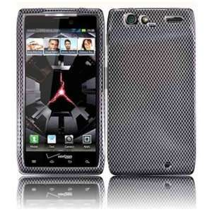 Carbon Fiber Design Hard Case Cover for Rogers Motorola