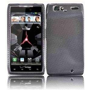 Carbon Fiber Design Hard Case Cover for Rogers Motorola