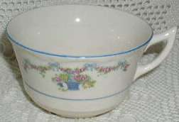 Canonsburg Pottery Co Dinnerware Dishes Coffee Cup Cups