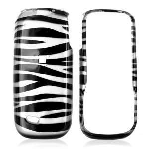 For Nokia Classic 2320 Hard Case White Black Zebra