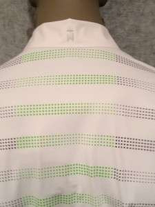 100) XL 2012 Nike Tiger Woods Golf Tour Masters Saturday Edition Polo