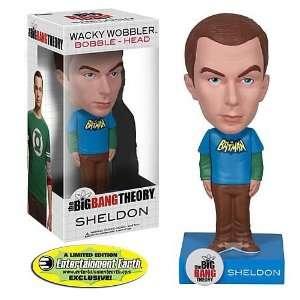Big Bang Theory Batman Sheldon Cooper Limited Edition