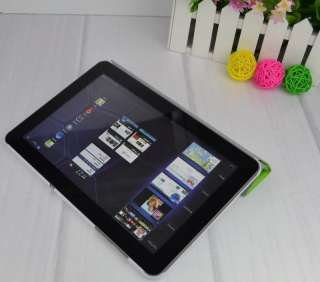 MAGNETIC SMART FLIP CASE COVER PROTECTOR STAND FOR SAMSUNG GALAXY TAB