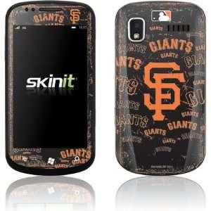 San Francisco Giants   Cap Logo Blast skin for Samsung