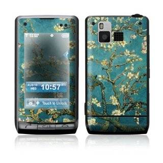 Almond Branches in Bloom Decorative Skin Cover Decal Sticker for LG