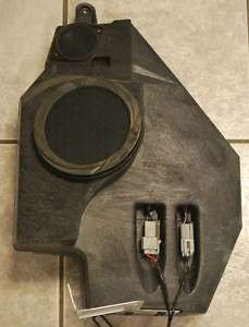 Ford Mustang Convertible Mach 460 RH Rear Speakers Sub