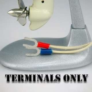 FORK TERMINALS FOR K&O TOY OUTBOARD BOAT MOTOR
