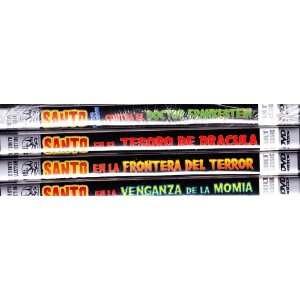 De La Momia , the Border of Terror , En La Frontera Del Terror