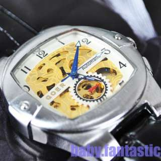 CHRO Mens Automatic Mechanical Watch UK BIG Mens Size Xmas Gift