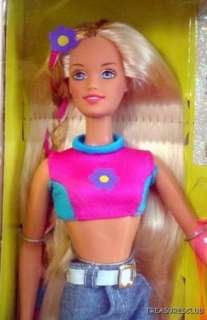 FOREIGN TEEN SKIPPER COLLEGE DOLL #17351 NRFB MINT 1996