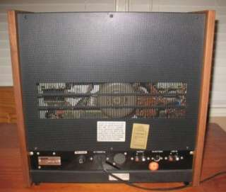 Teac A 3000 Reel to Reel Tape Deck w/Adapters