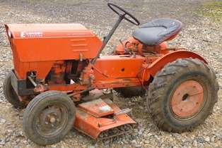 Power       King    Economy    Tractor    1959 Parts or Rebuild
