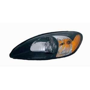 Taurus (Cent Ed) Replacement Headlight LH Left Driver Side Automotive