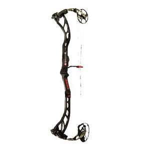 PSE Bow Madness 3G Black & Camo (70# RH)