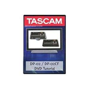 Tascam DP 02 Tutorial DVD   Tascam DP02DVD Electronics