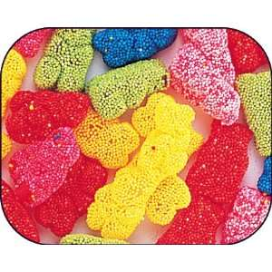 Crunchy Gummi Gummy Bears Candy 1 Pound: Grocery & Gourmet Food