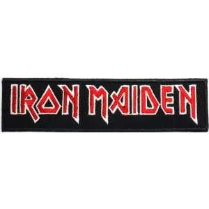 SALE 1.4 x 5.5 Iron Maiden Music Heavy Hard Rock Band Biker Clothing