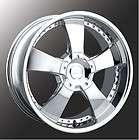 20 inch Borghini B15 chrome new wheels&tires fit 300 magnum