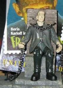 FRANKENSTEIN BORIS KARLOFF 1931, 2003 JAKKS PACIFIC