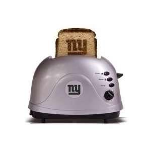 New York Giants PRO TOAST NFL Team Logo Toaster Sports
