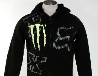 Carmichael Faux Fur Lined Hooded Sweatshirt Hoodie Jacket NWT