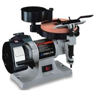 23 710R 1/5 HP Wet/Dry Sharpening Center with Wheels: Home Improvement