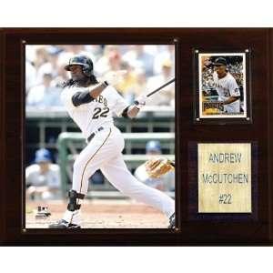MLB Andrew McCutchen Pittsburgh Pirates Player Plaque