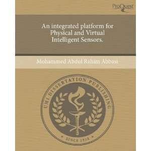 Sensors. (9781243442048): Mohammed Abdul Rahim Abbasi: Books