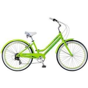 Sun Bicycles Cruz 7 Bike Sun Cruz Aly L16 11 7S Aly/Ss Grn
