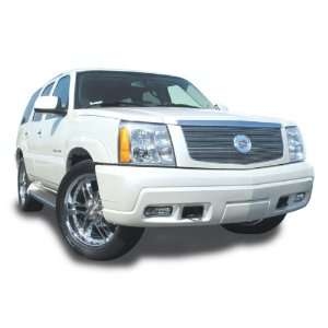 Billet Grille Insert   Horizontal, for the 2005 Cadillac Escalade ESV