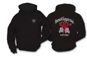 Hoodies. Sweatshirt. Hooligan. MMA. Bad Boy.