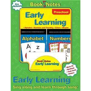 Early Learning Kit (Book Notes Activity Kits